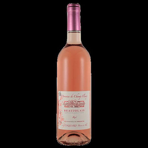 Beaujolais Rosé - Domaine de Champ Fleury