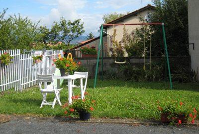 Domaine de Champ Fleury - jardin
