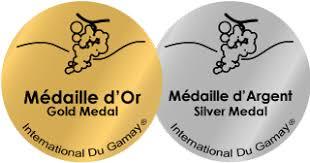 médaille Argent 2019
