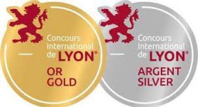 Deux médailles d'Argent au concours de Lyon 2019